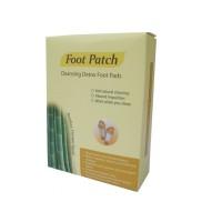 Plasturi pentru detoxifiere FootPatch, 10 bucati