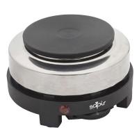 Plita electrica Sapir, 500 W, 1 arzator, termostat reglabil