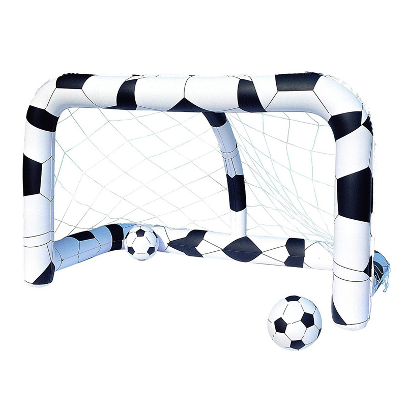 Poarta fotbal gonflabila Bestway, 213 x 122 x 137 cm 2021 shopu.ro