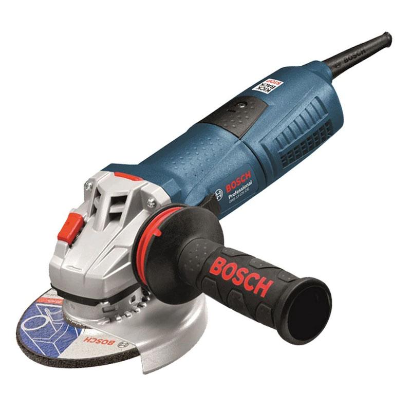 Polizor unghiular Bosch GWS 13-125 CIE Professional, 1300 W, 11500 rpm, disc 125 mm, comutator 2 cai shopu.ro