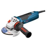 Polizor unghiular Bosch GWS 17-125 CIE Professional, 1700 W, 11500 rpm, disc 125 mm, comutator 2 cai, arbore M14