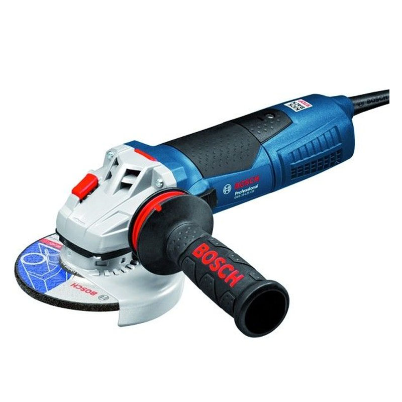 Polizor unghiular Bosch GWS 19-125 CI Professional, 1900 W, 11500 rpm, disc 125 mm, comutator 2 cai shopu.ro