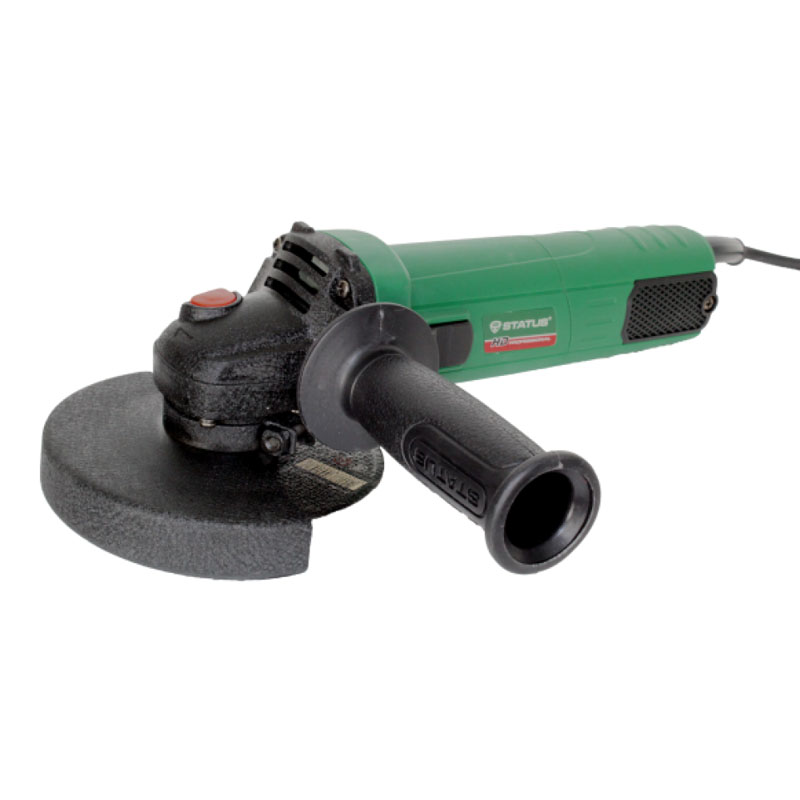 Polizor unghiular Status SH125L, 950 W, 11000 rpm, disc 125 mm, sistem blocare ax shopu.ro