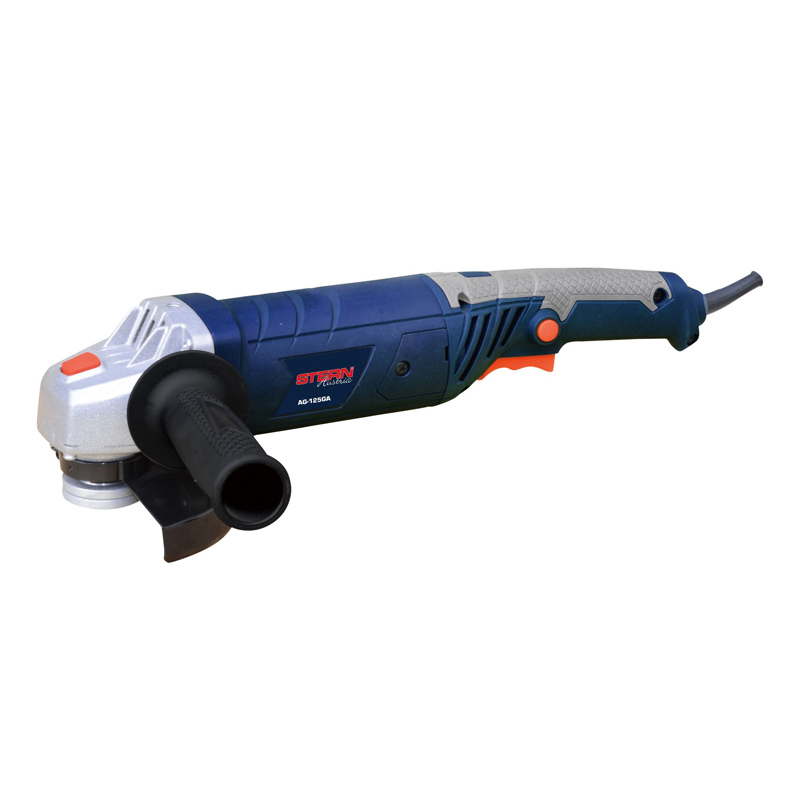 Polizor unghiular Stern AG125GA, 12000 rpm, 125 mm, 1200 W shopu.ro