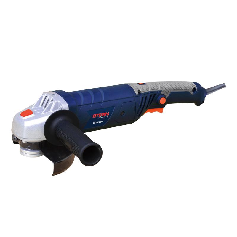 Polizor unghiular Stern AG125GAV, 12000 rpm, 125 mm, 1200 W shopu.ro