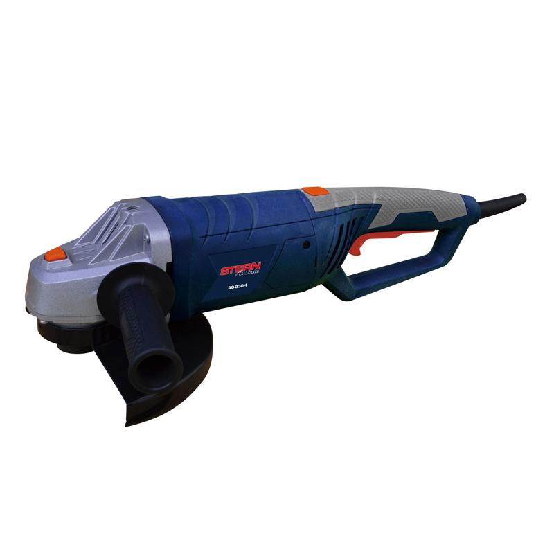 Polizor unghiular Stern AG230H, 230 mm, 6800 rpm, 2400 W