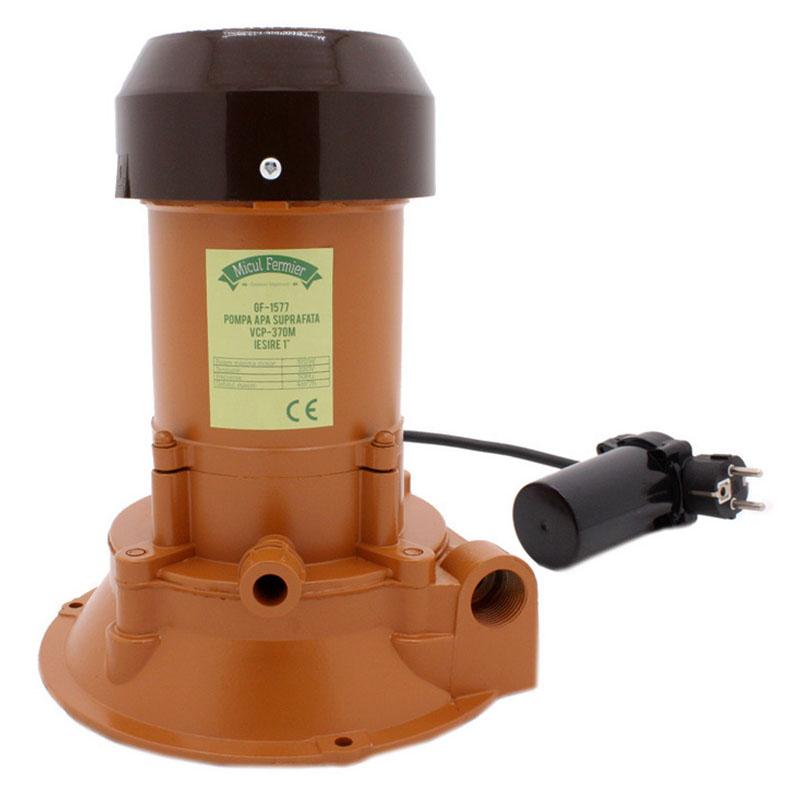 Pompa apa de suprafata VCP-370M Micul Fermier, 370 W, 0.5 CP, 28 m, 4020 l/h shopu.ro