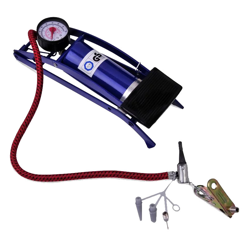 Pompa de umflat multifunctionala, 100 PSI 2021 shopu.ro