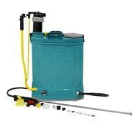 Pompa de stropit 2 in 1 Micul Fermier, actionare electrica si manuala, 16 l, 5 bar, 12 V, 8 Ah