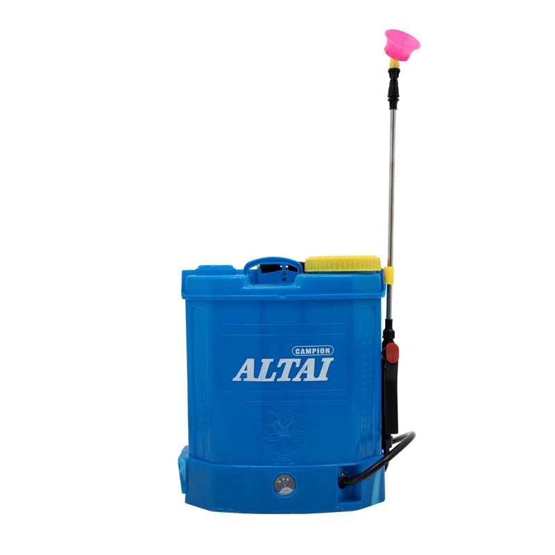 Pompa de stropit Alai Campion, 12 l, acumulator, incarcator inclus 2021 shopu.ro
