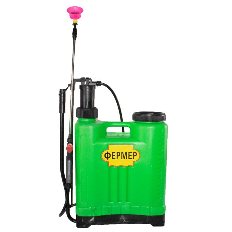 Pompa de stropit manuala Fermer SM-12L, 12 l, 6 bar, lance 85 cm, 3 duze shopu.ro