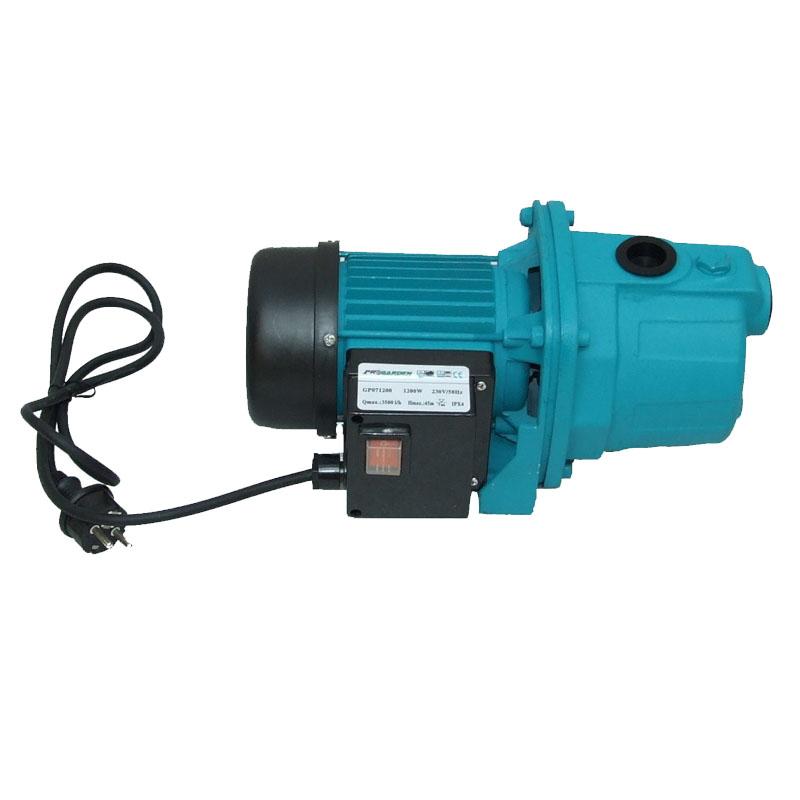 Pompa de suprafata ProGardeb GP071200, 1200 W, 2900 rpm, 58 l/min, adancime 7 m, inaltime 45 m 2021 shopu.ro