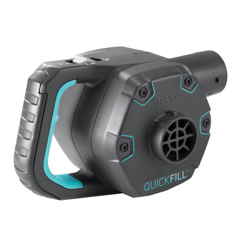 Pompa electrica Intex Quick Fill, 3 duze, alimentare priza 2021 shopu.ro