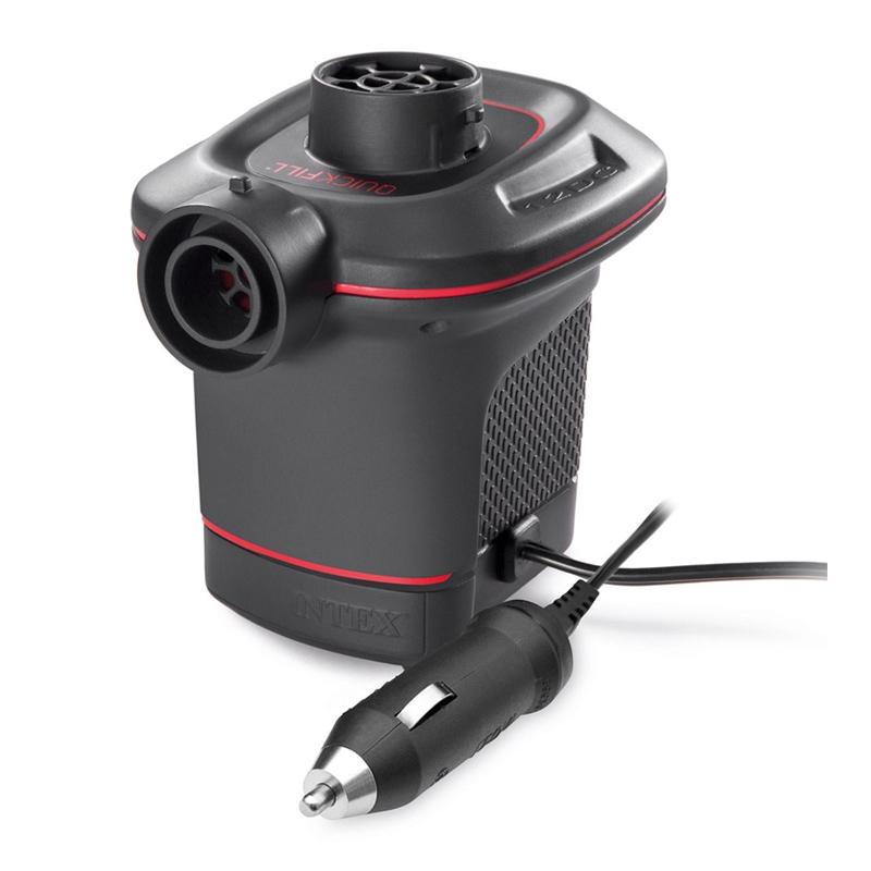 Pompa electrica Intex Quick Fill, 3 duze, alimentare auto 2021 shopu.ro