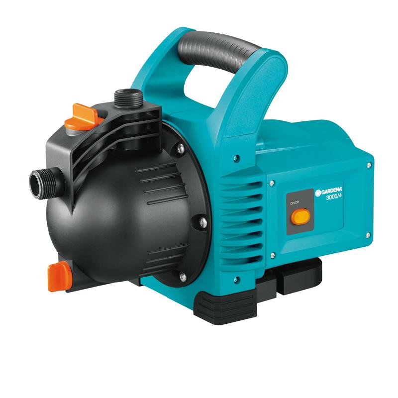 Pompa electrica pentru apa Gardena, 600 W, 3.6 BAR, 3100 l/h, inaltime 36 m shopu.ro