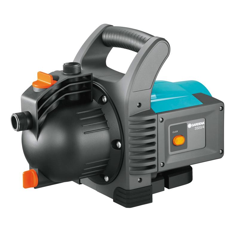 Pompa electrica pentru apa Gardena, 800 W, 4.1 BAR, 3600 l/h, inaltime 41 m 2021 shopu.ro