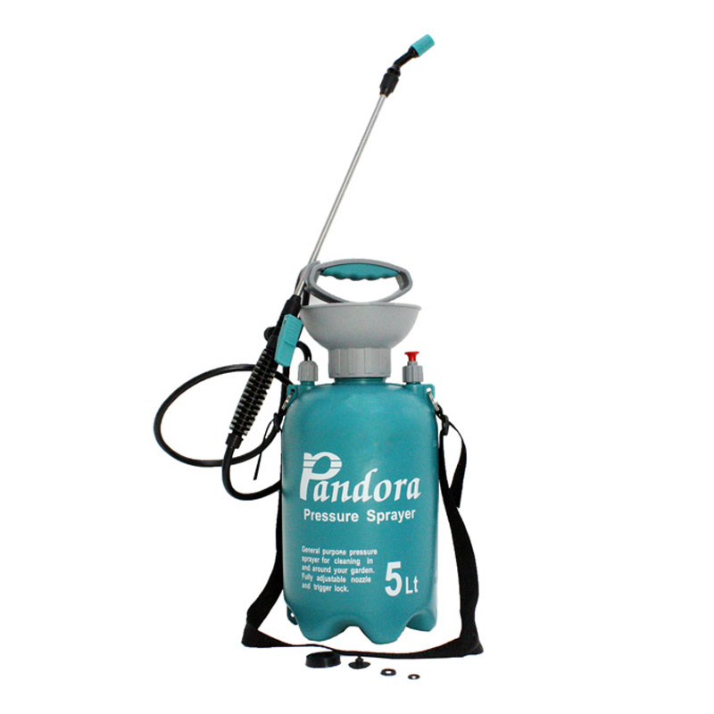 Pompa manuala de stropit Pandora, 5 l, 3 bar, 620 cmc / min 2021 shopu.ro