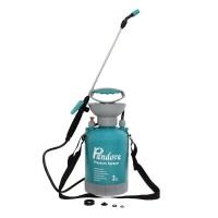 Pompa manuala de stropit Pandora, 3 l, tija pulverizare 37 cm, stropire ceata sau jet