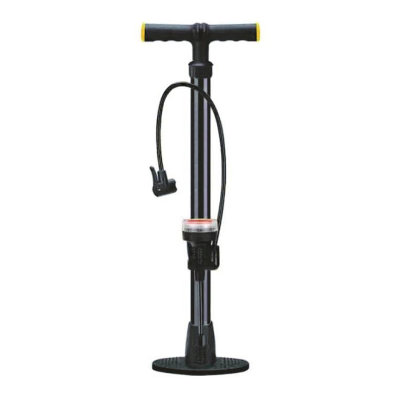 Pompa podea cu manometru, 500 mm, 11 Bar 2021 shopu.ro
