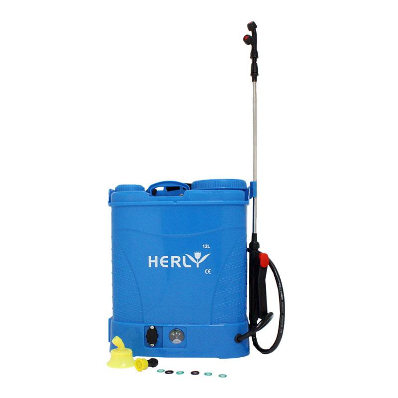 Pompa stropit cu acumulator Herly,12 l, 5 bar, 12 V, 8 Ah 2021 shopu.ro