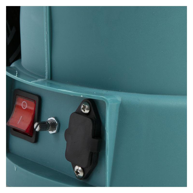 Pompa stropit cu acumulator Micul Fermier, 18 l, 5 bar, curele reglabile, maner transport