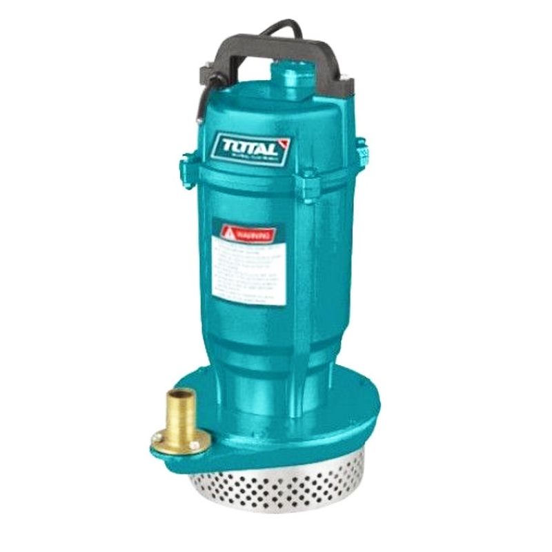 Pompa submersibila Total, 750 W, 1.5 mc/ora, inaltime maxima 32 m, protectie termica 2021 shopu.ro