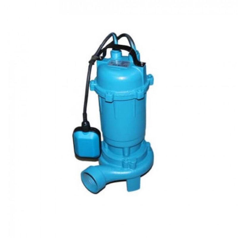 Pompa submersibila apa menajera cu tocator Aquatic Elefant WQCD10-10-0.75F, 750 W, 2850 rpm, 10000 l/h, inaltime 10 m 2021 shopu.ro