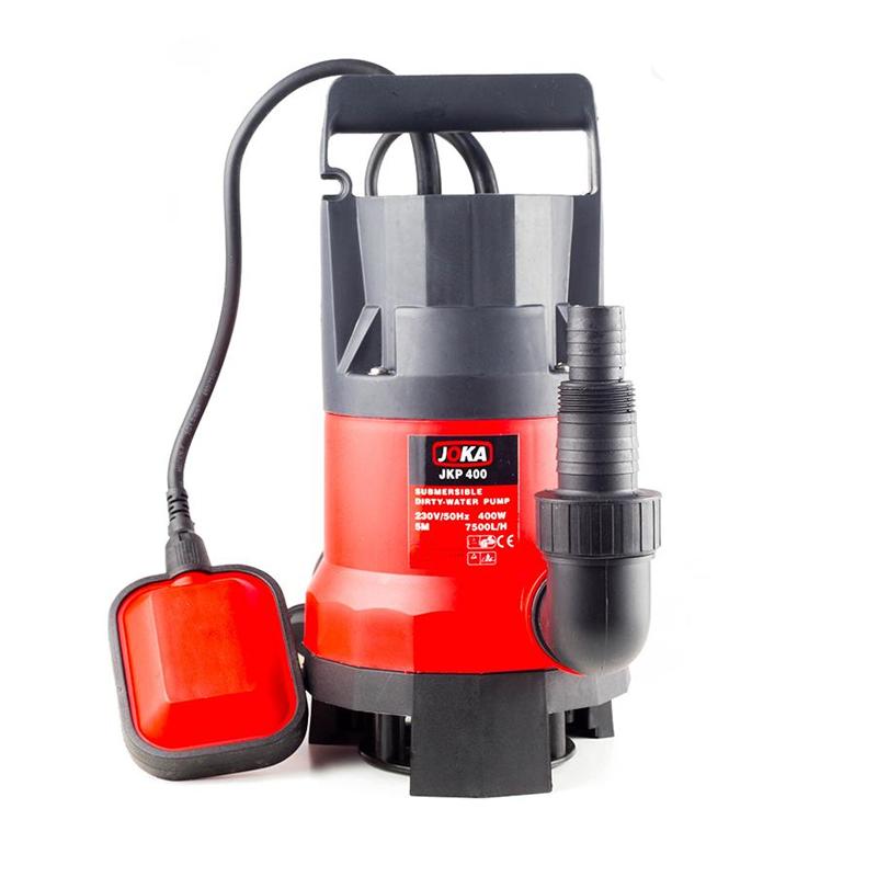 Pompa submersibila apa murdara Joka, 400 W, 7500 l/h, plutitor