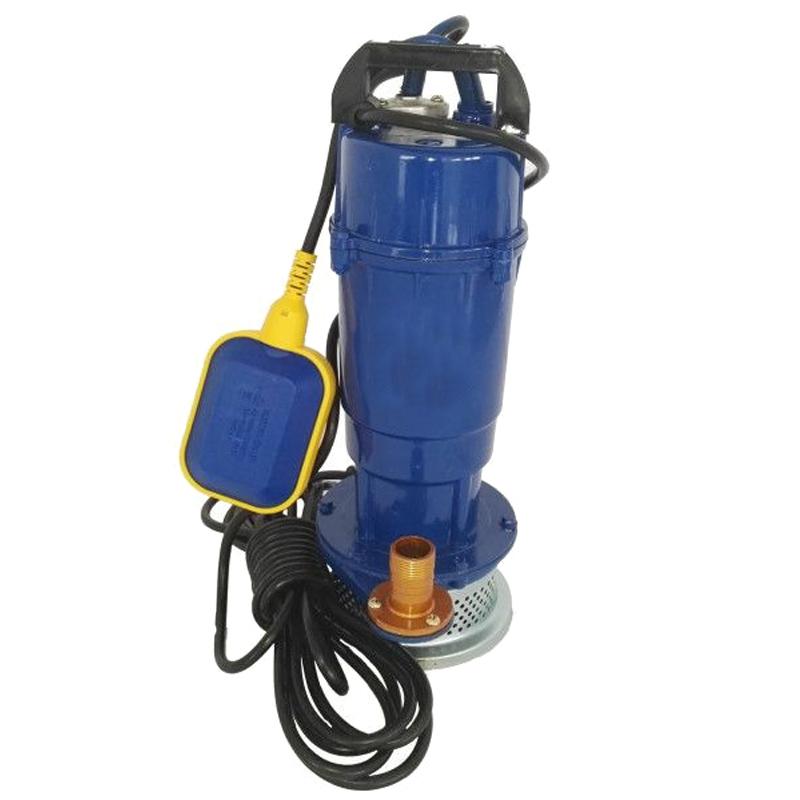 Pompa submersibila cu plutitor Luk Tech Grup, 550 W, adancime 20 m, 3000 l/h 2021 shopu.ro