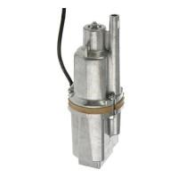 Pompa submersibila cu vibratii Ruceiok, 225 W, 40 m, debit 530 l/min, motor electric, aliaj aluminiu
