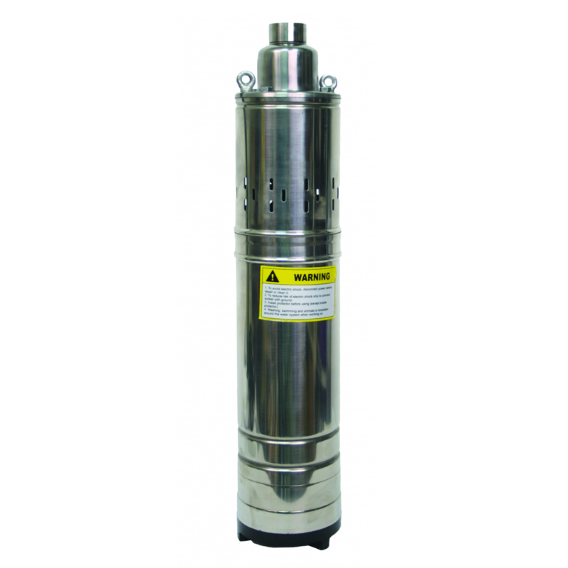 Pompa submersibila de adancime Raider, 750 W, 1980 l/h, inaltime 55 m, adancime 5 m