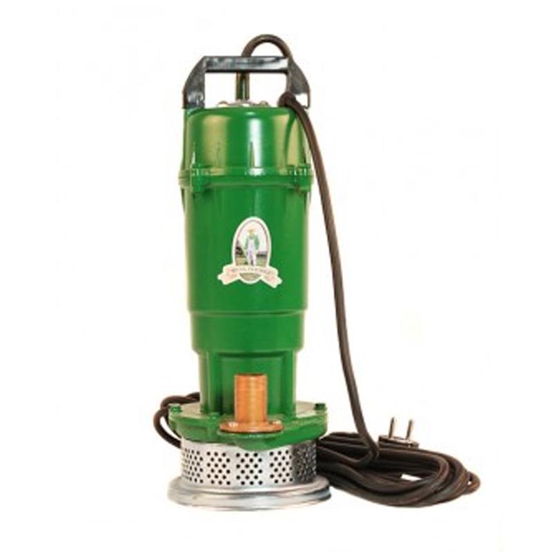 Pompa apa submersibila fara plutitor Micul Fermier, 370 W, 0.5 CP, 16 m, 1500 l/h