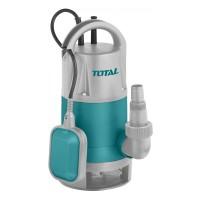 Pompa submersibila pentru apa menajera Total, 750 W, 13000 l/ora, adancime absorbtie 7 m