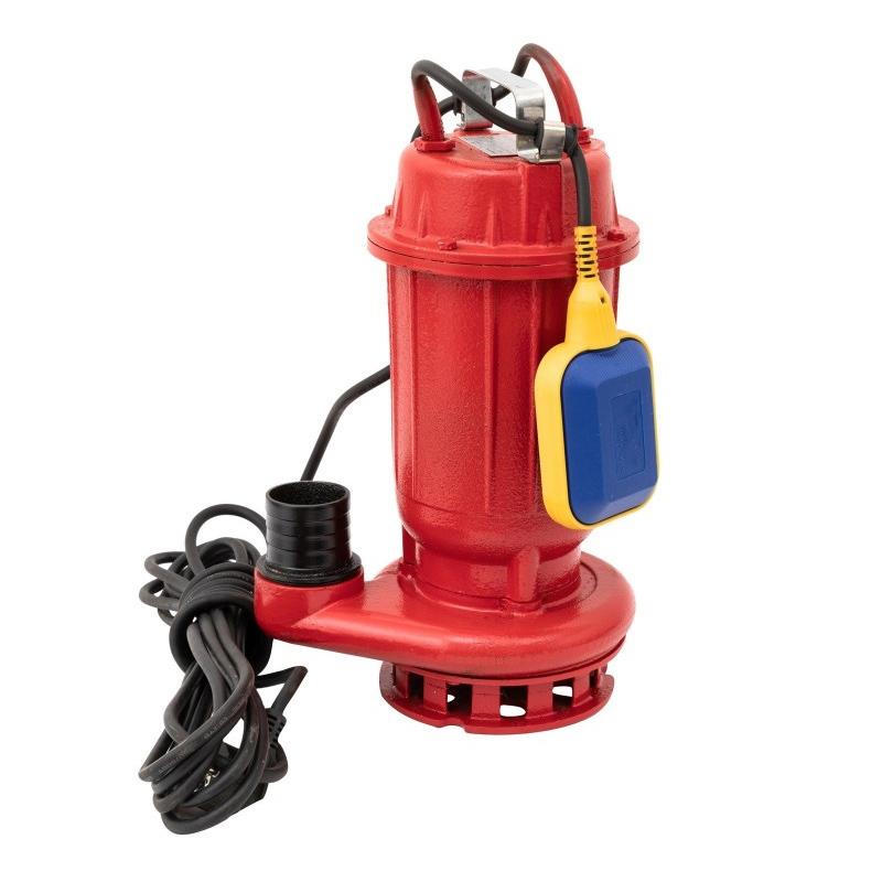 Pompa submersibila pentru apa murdata, 1.1 kW, inaltime 15 m, debit 15 mc/h, conexiune 15 inch