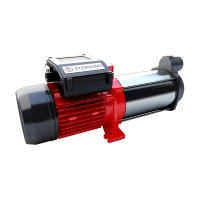 Pompa de suprafata Sterwins, 1300 W, 6000 l/h, 5.5 bar, maxim 45 m, carcasa otel, apa curata