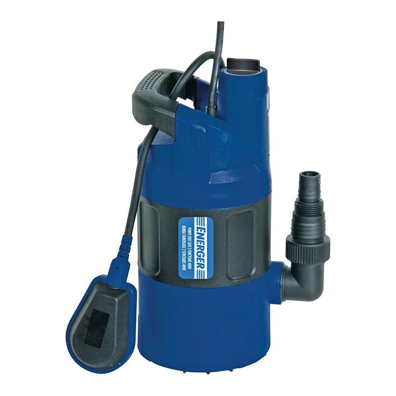Pompa electrica Energer, 400 W , 0.7 bar, plastic, Albastru/Negru 2021 shopu.ro