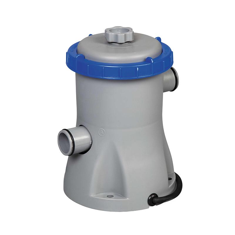 Pompa pentru filtrarea apei, 330 gal, Gri 2021 shopu.ro