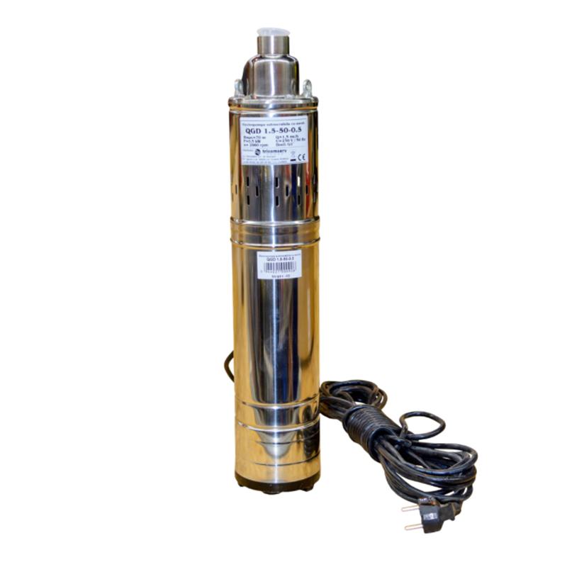 Pompa submersibila Qgd, 550 W, 1.5 mc/h, maxim 50 m shopu.ro