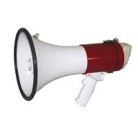 Portavoce MEGA50W, putere 50 W, inregistrare, acumulator, sirena