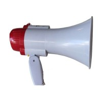 Portavoce cu microfon integrat CK-786, 10 W, inregistrare 10 secunde