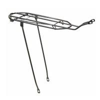 Portbagaj spate bicicleta, compatibil roti 28 inch, structura metalica