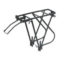 Portbagaj spate pentru bicicleta, 61 x 74 cm, maxim 25 kg, reglabil