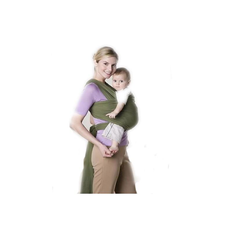 Port-bebe Sling Olive 2021 shopu.ro