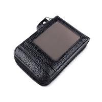 Portofel anti scanare carduri Lock Wallet, 36 carduri, Negru