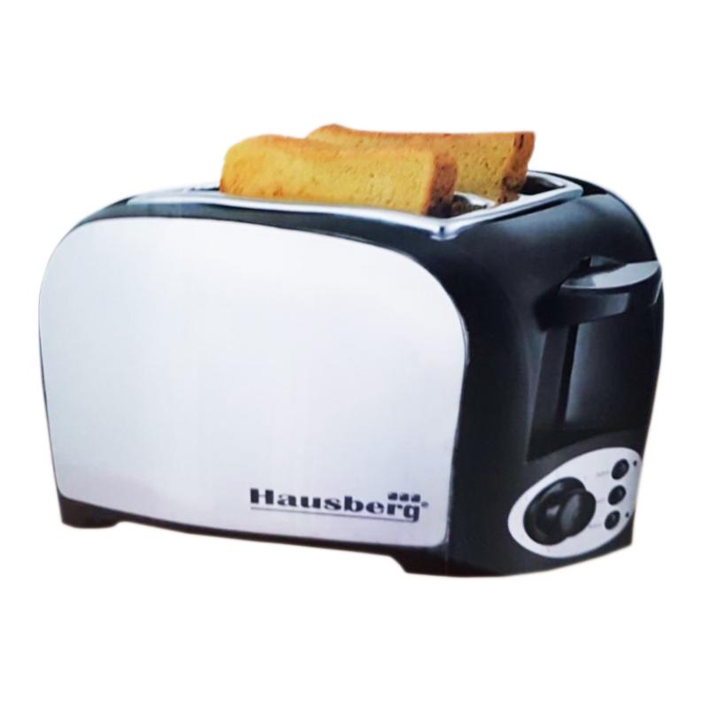 Prajitor de paine Hausberg HB-190, 750 W, 2 felii 2021 shopu.ro