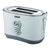 Prajitor de paine Zass ZST 05, 800 W, 2 felii