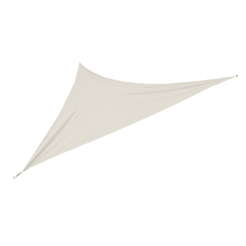 Prelata umbrire, 3.6 x 3.6 x 3.6 m, model triunghiular 2021 shopu.ro