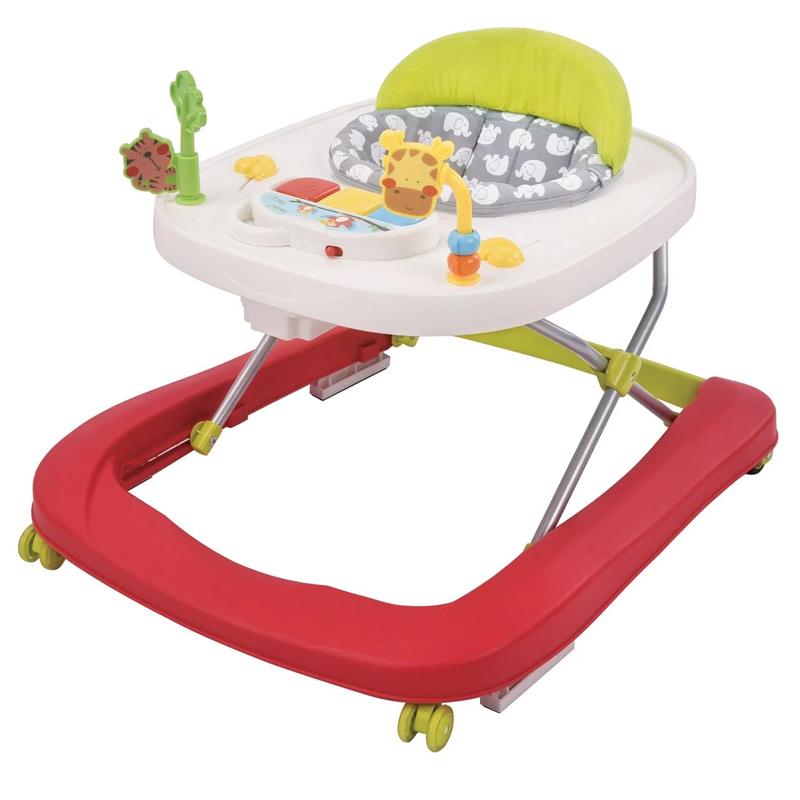 Premergator copii, sunete si lumini, maxim 12 kg, 6-18 luni, Multicolor 2021 shopu.ro