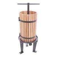 Presa manuala pentru struguri, 43 litri