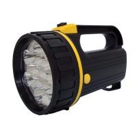 Proiector LED cu baterii RoGroup, diametru 9 cm
